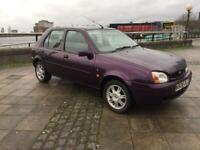Ford Fiesta 1.4L Petrol For Sale