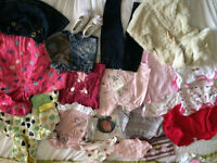 Bundle Girls Baby Clothes 2 - 3 years EXCELLENT BARGAIN