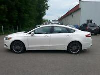 2013 Ford Fusion 1.6 ECOBOOST/CUIR/TOIT/NAVIGATION