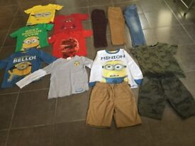 A bundle of children's clothes age 6-7 years. In good condition.