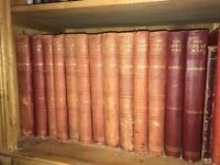 The Great War by HW Wilson Volumes 1-13