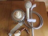 Mira Excel BIV Shower Unit, Includes:- Hose, Riser and Mira Shower Head etc.