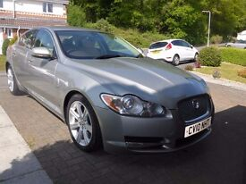 Jaguar XF Luxury 2010 in Immaculate Condition