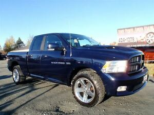 2012 Ram 1500 SPORT! ROOF! LEATHER! HEMI! CERTIFIED!