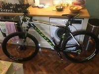 2015 Scott Scale 750 XL Extra Large frame mtb mountain bike