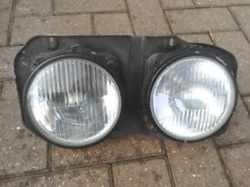 Ford Capri MK3 Headlights