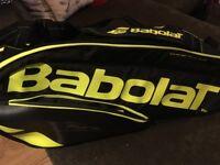 **NEW** Babolat Pure Aero 6 Racket Bag 2017