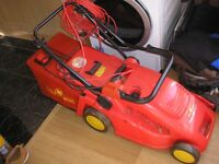 Wolf Garten Electric Mower