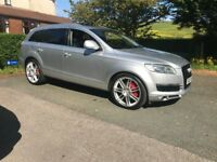 Audi Q7 3.0 TDi Pan Roof 7 Seater easy repair project 4x4 px Range Rover BMW VW Skoda crypto