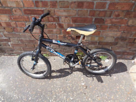 Townsend boys bike, suitable approx 5 yr old.