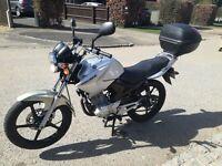 Yamaha YBR 125cc 2012