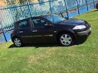 Renault megane dynamique 1.4 petrol 2005