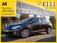 RENAULT MEGANE 1.5 EXPRESSION DCI EDC 5d AUTO 110 BHP Apply for f (grey) 2013