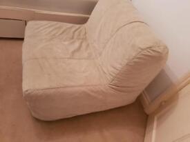 RRP £150 Futon / super comfy