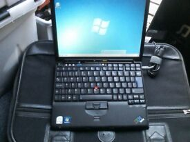 two ibm laptops £10