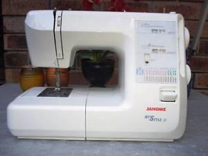 JANOME MYSTYLE 28 FULLY SERVICED Bundall Gold Coast City Preview