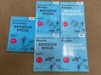 GCSE Revision Guides AQA Sciences
