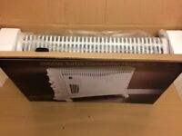Fine Element Turbo Convector Heater with 24 Hours Built in Timmer, 2000 watts Hardly Used.