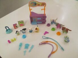 VARIOUS POLLY POCKET ITEMS - IN GOOD COND. - FROM £2.50