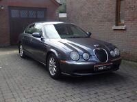 04 Jaguar S Type V6 Auto, £1950