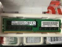 35x 32Gb DDR4 2666v ECC Rdimm Samsung 1.12TB in total Ram Server Memory