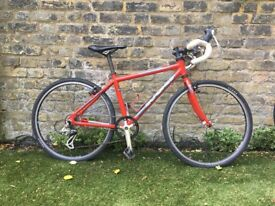 FOR SALE ISLABIKE LUATH 24 £275 GOOD CONDITION FREE ROAD TYRES