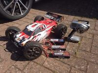 HPI TROPHY TRUGGY FLUX 1/8 SCALE BUGGY