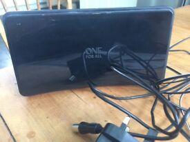 Portable TV ariel