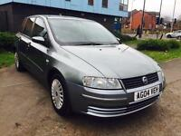 FIAT STILO 1.4 ACTIVE 16v / 5 DOOR HATCH