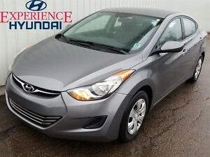 2013 Hyundai Elantra L TERRIFFIC STARTER VEHICLE WITH FACTORY WA