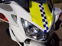 Honda ST1300 ABS Pan European EX Police- must sell new bike coming!
