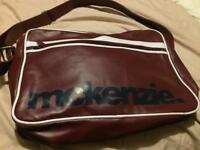 Maroon McKenzie bag