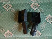 Quinny adapters for carrycot and maxi cosi car seat