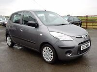 2011 Hyundai I10 classix 65000 miles 1 owner from new, motd feb 2017 full history excellent example