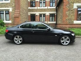 BMW 330D AUTO , DIESEL , COUPE 3 SERIES AUTOMATIC , FULLY LOADED , IMMACULATE CONDITION IN / OUT