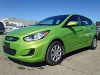 2012 Hyundai Accent FUEL EFFICIENT *HATCHBACK*NEW CLUTCH, FINANC