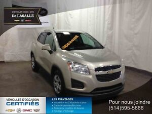 2013 CHEVROLET TRAX FWD LS CROSSOVER LS Crossover,BASS KL,$62 PA
