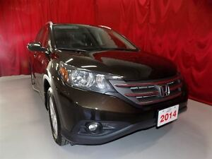 2014 Honda CR-V EX-L... CLEAN CAR PROOF...WITH SE PACKAGE!!