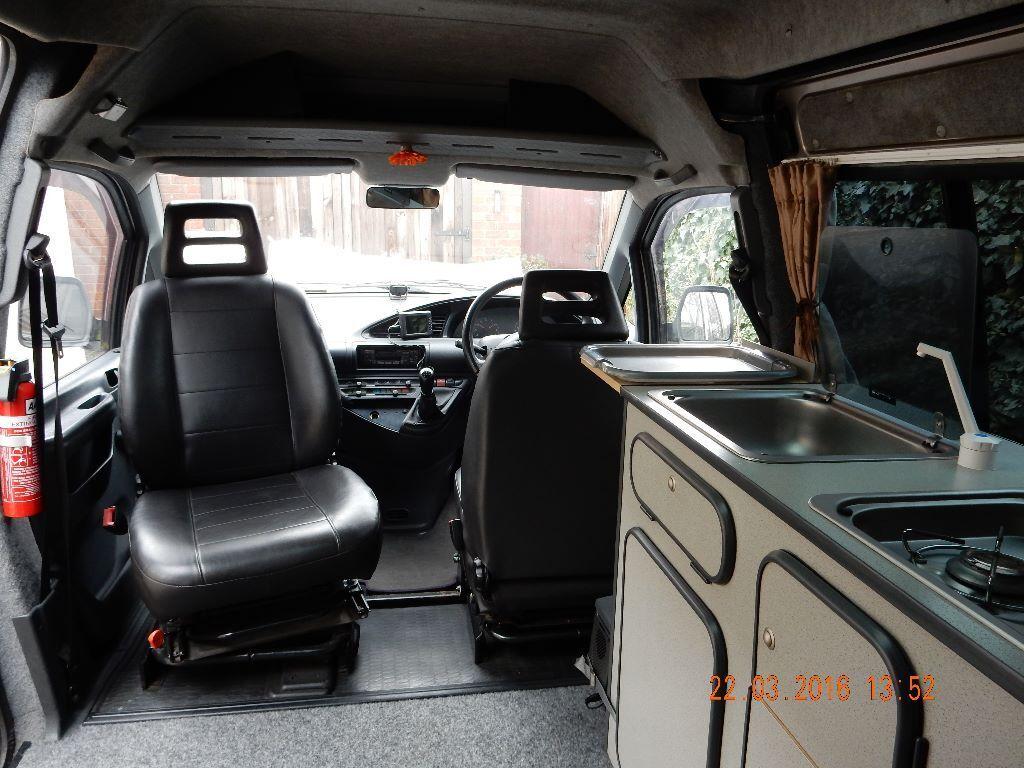 peugeot expert camper van 1 9 td full years mot till 1 4. Black Bedroom Furniture Sets. Home Design Ideas