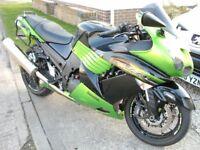 Kawasaki ZR 1400 DBF ABS