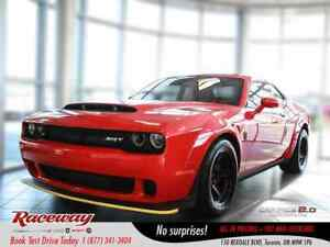 2018 Dodge Challenger ***SRT***DEMON***DRIVE AWAY TODAY***