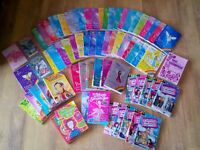 Various girls books (70) - £25 the lot