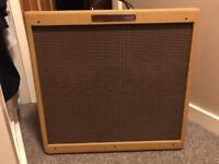 Fender 59 Bassman LTD amp looking for fender blackface reverb
