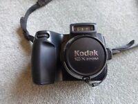 Excellent Kodak DX6490 digital camera, charger & case