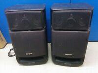 Aiwa SX-FZ1700 Surround Speakers