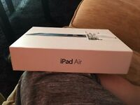 ipad air with box spare or repair