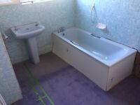 Retro Bathroom Suite