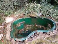 Rigid pond liner