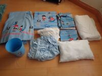 Next Young Boys Pirate Bedroom Bundle