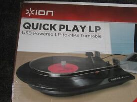 LP to MP3 Turntable